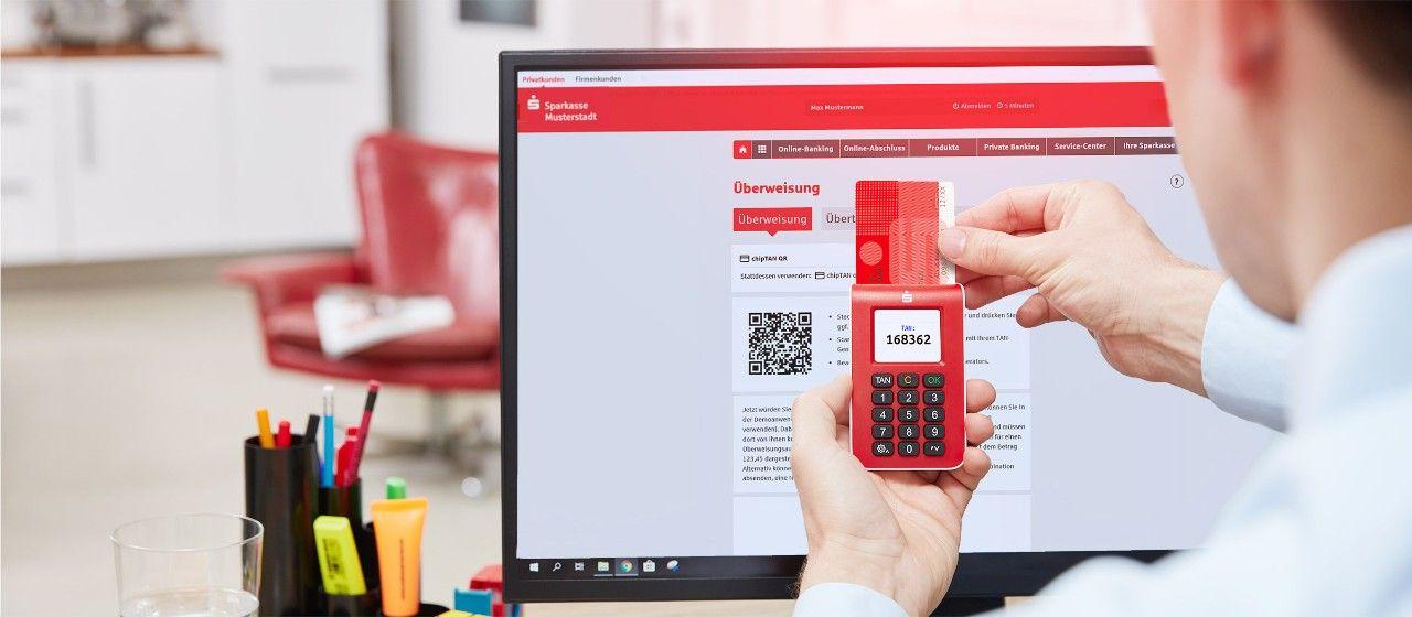 Online Banking Mit Chiptan Sparkasse Westholstein